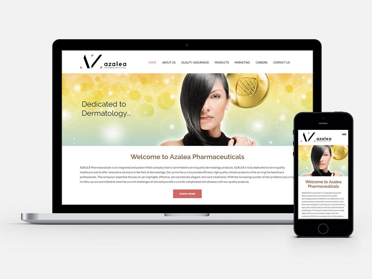 Derma_Company_Website